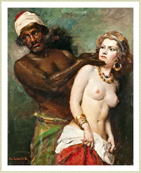 Marchand d'esclaves