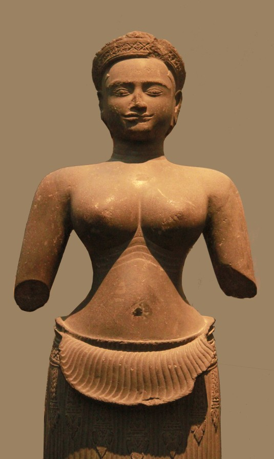 Figure féminine