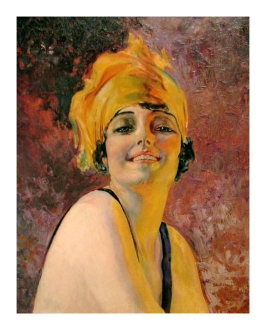 Femme au turban *