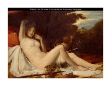 Vénus et Cupidon