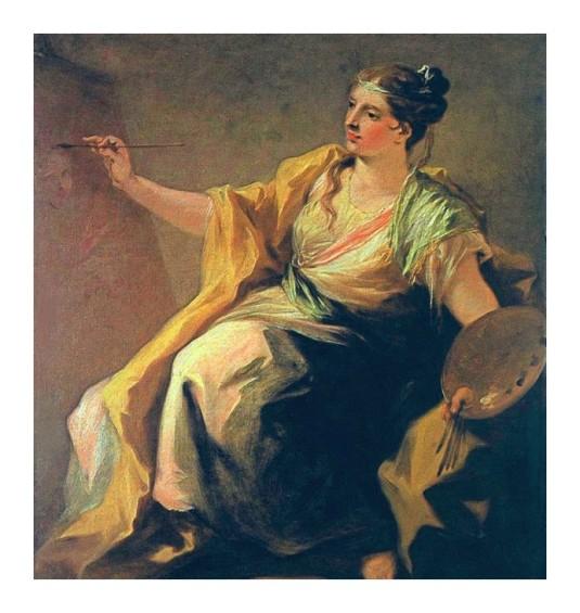 Allegorie de la Peinture