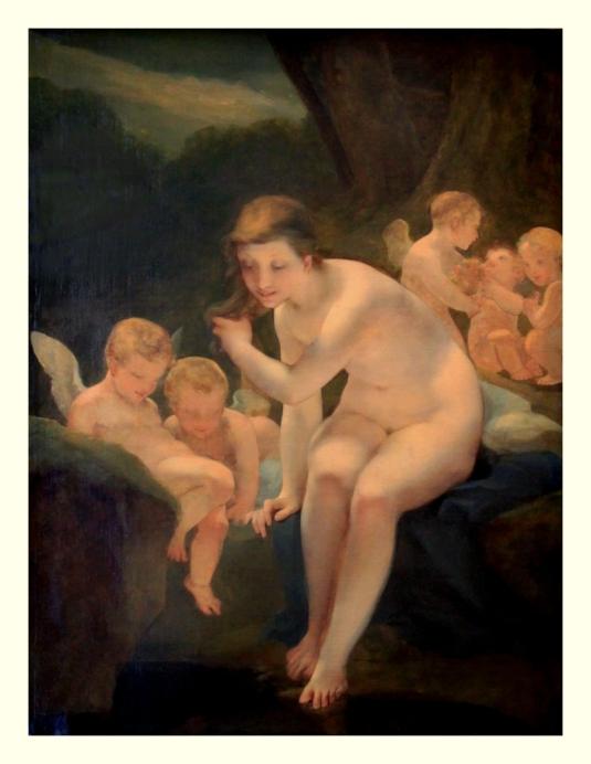 Le Bain de Vénus *