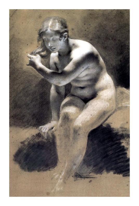 Le Bain de Vénus esquisse *