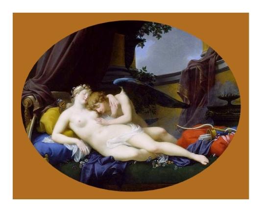 12 Regnault_- Cupidon Psyché