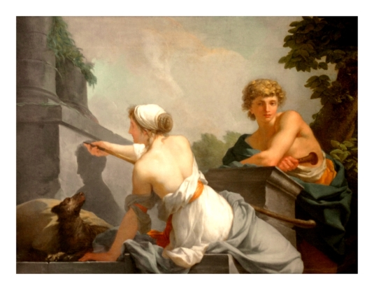 16 regnault Origine  peinture