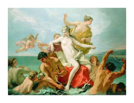 Le triomphe de Vénus *