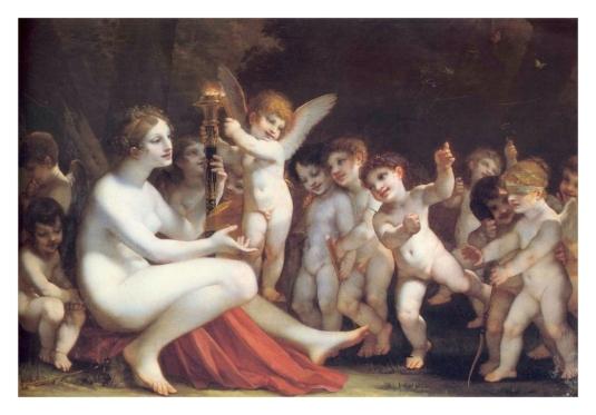 Vénus et amours