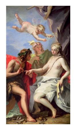 Bacchus et Ariane *