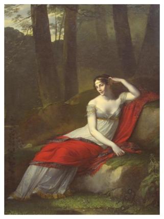 L'impératrice Eugénie *