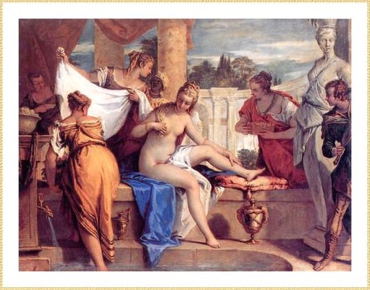 Bain de Bethsabee *