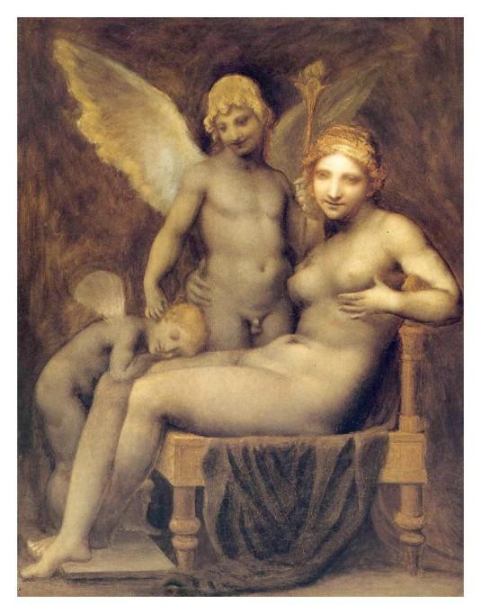 Vénus et amours *