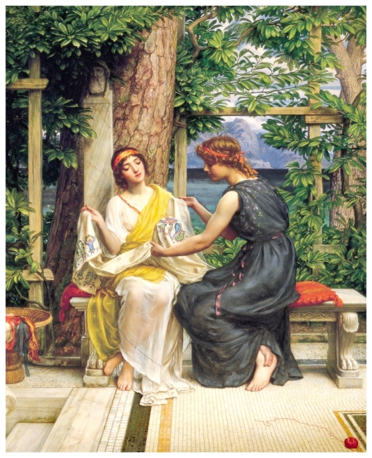 Hélène et Hermia *