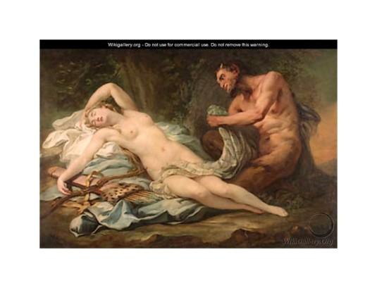 Jupiter et Antiope *