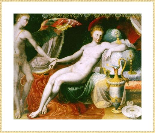 Vénus et Cupidon (atelier du Primatice)
