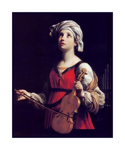 Sainte Cécile *