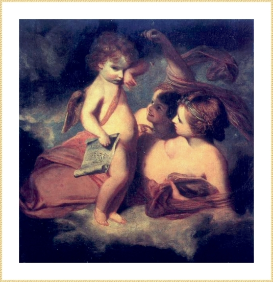 Vénus reprochant a amour de tenir des comptes *