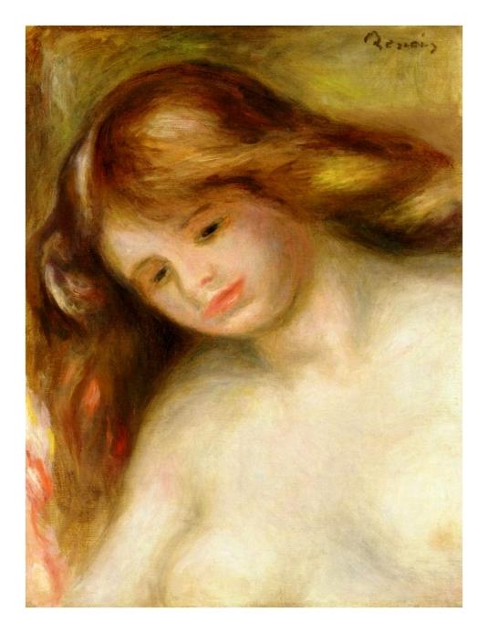 30 baigneuse Pierre Auguste Renoir (2)