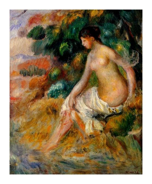 39 Renoir trempette