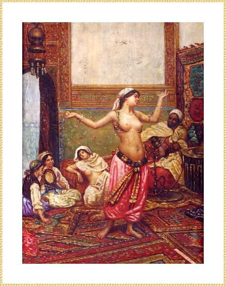 Danse au Harem