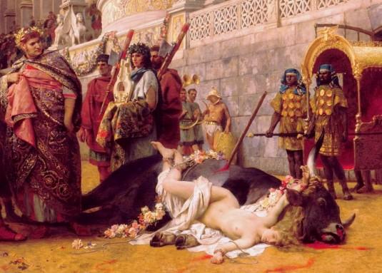 L'empereur et les jeux du cirque *