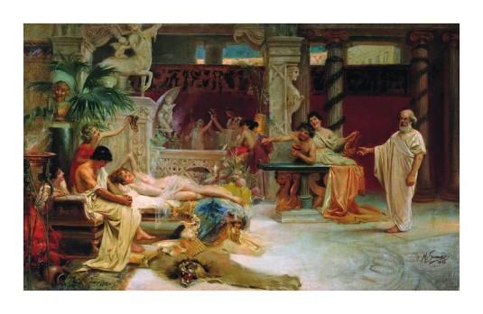 Socrate et Alcibiade