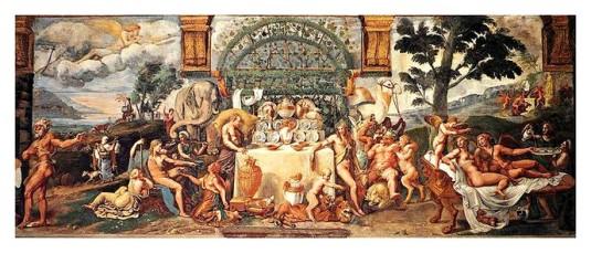 18 Banquet_Amour Psyche Giulio_Romano (2)