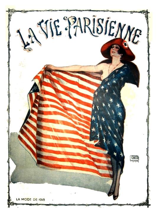La mode 1918  *