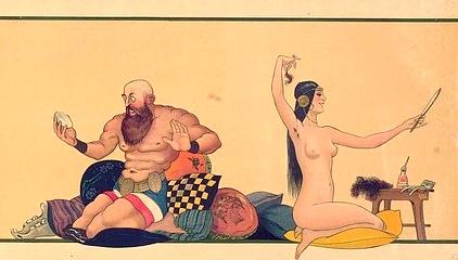 Samson et Dalida *
