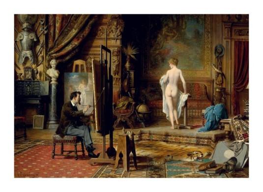 Atelier du peintre *
