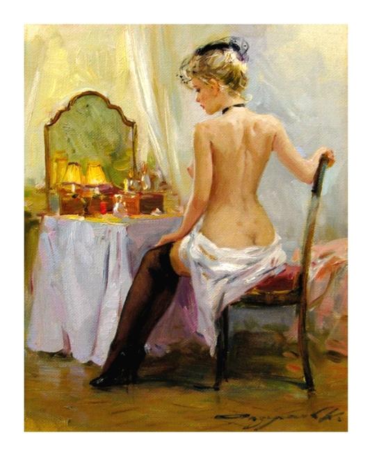 Au miroir *