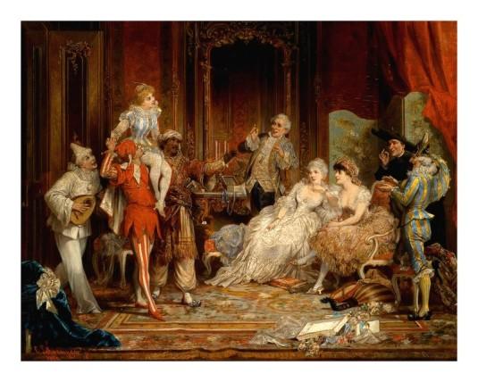 Jeux d'aristocrates *