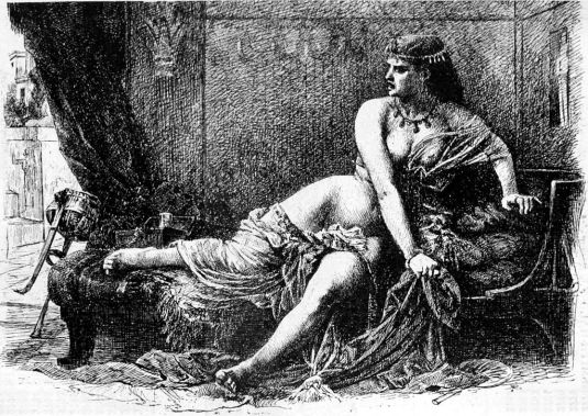 La femme de Putiphar *