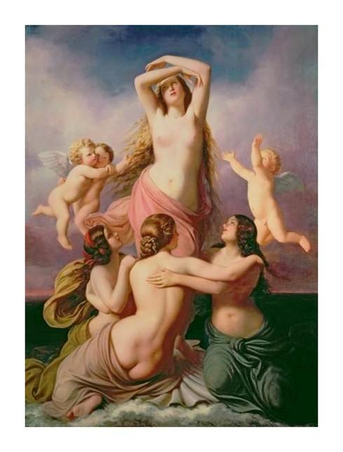 La naissance de Vénus *