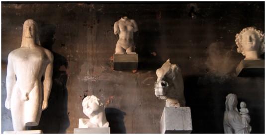 Atelier du sculpteur *