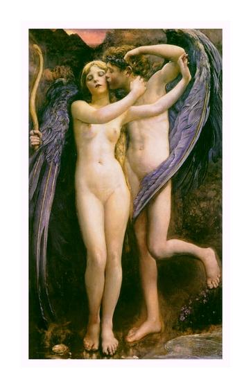 Cupidon et Psyché *