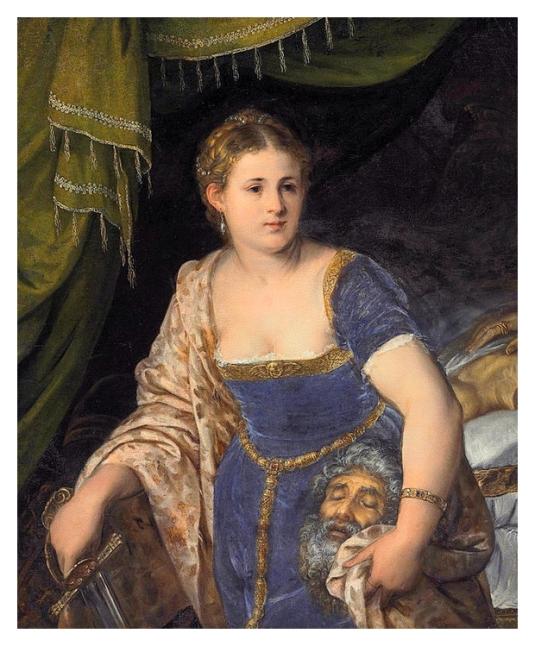 Judith et Holopherne *