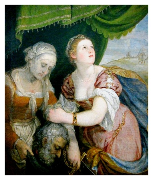 Judith et Holpherne