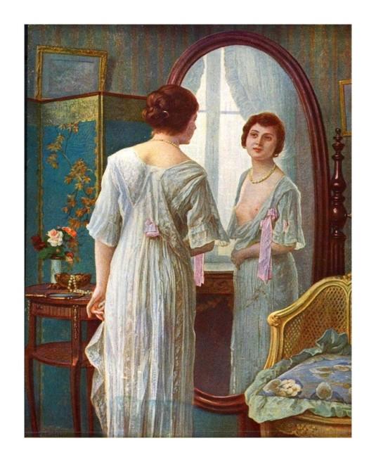Dans le Miroir *