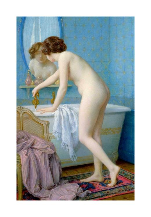 Préparation du bain *