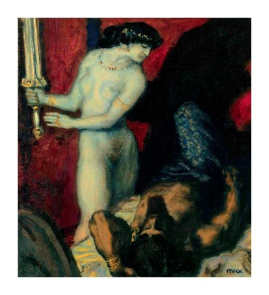 Judith et Holoferne *