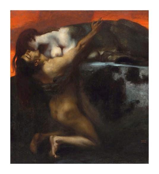 Le baiser du Sphinx *