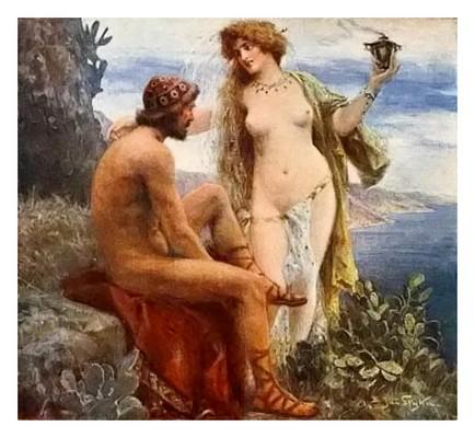 Ulysse et Calypso