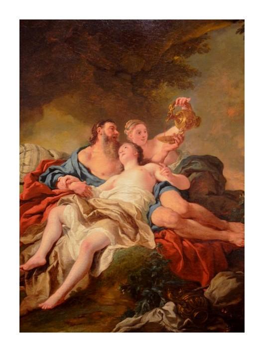 Loth et ses filles *
