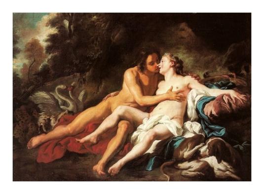 Vénus et Adonis *