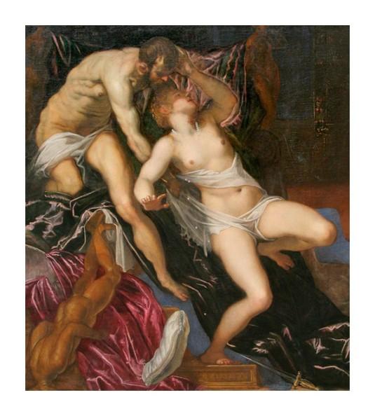 Tarquin et Lucrece *
