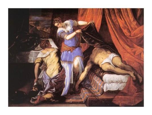 Judith et Holoferne