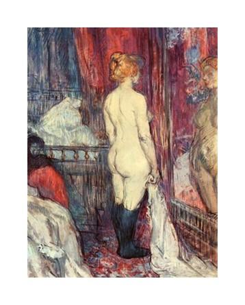48 toulouse_lautrec miroir