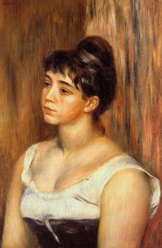 Suzanne Valadon Par Renoir