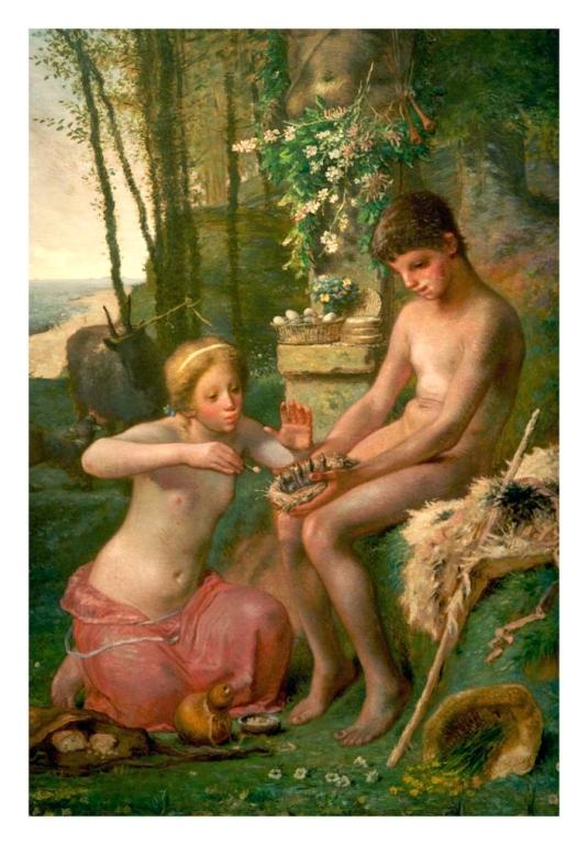 Daphné et Chloé