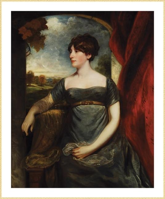 Lady Charlotte Ashburnham (née Percy), Comtesse d'Ashburnham